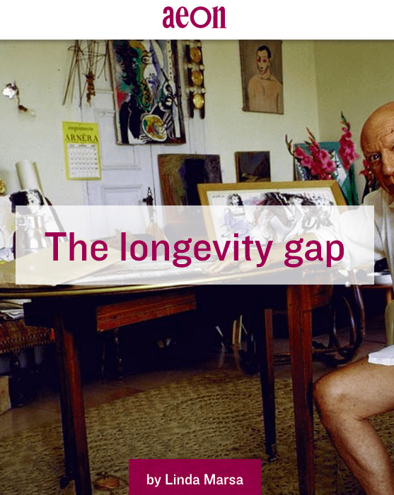 The Longevity Gap