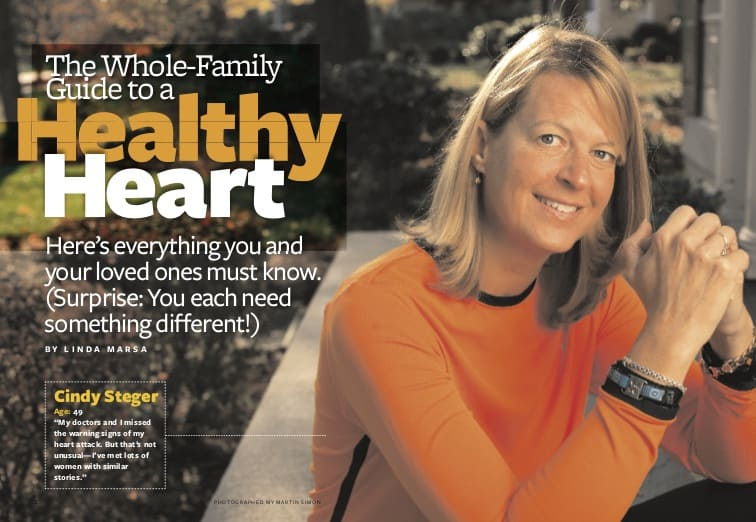 Whole Family's Guide to a Healthy Heart