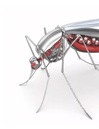 Weaponizing Mosquitoes
