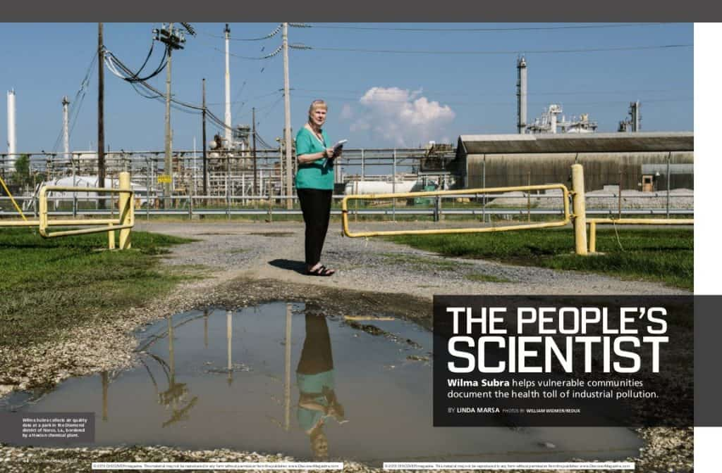 The People's Scientist