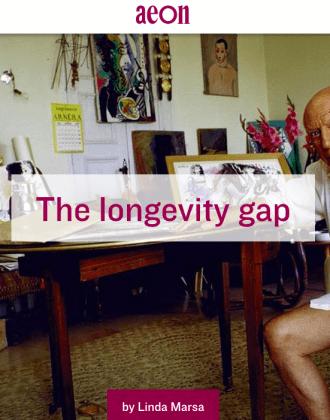 The Longevity Gap
