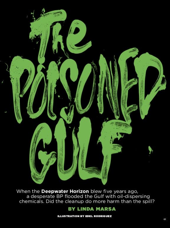 The Poisoned Gulf