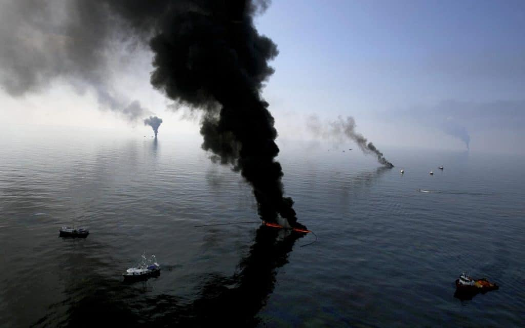 DEEPWATER HORIZON OIL DISASTER EXTENDS ITS TOXIC REACH