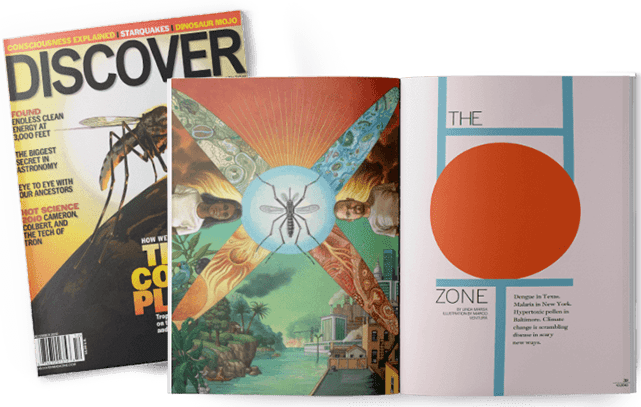 The Hot Zone, Discover magazine